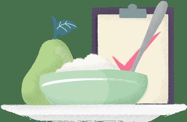 illustration diététique